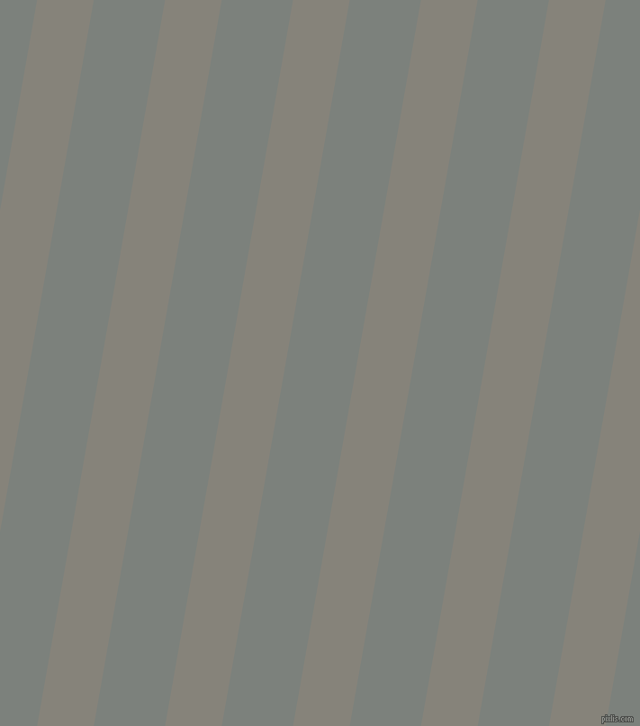 80 degree angle lines stripes, 62 pixel line width, 78 pixel line spacing, Friar Grey and Boulder stripes and lines seamless tileable