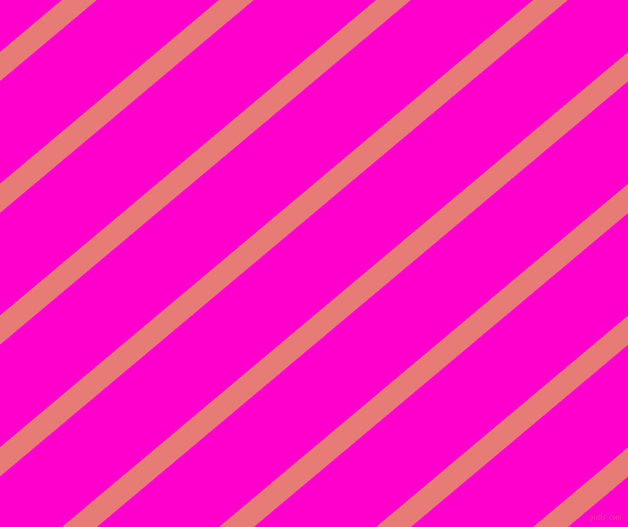 40 degree angle lines stripes, 25 pixel line width, 88 pixel line spacing, Geraldine and Hot Magenta stripes and lines seamless tileable