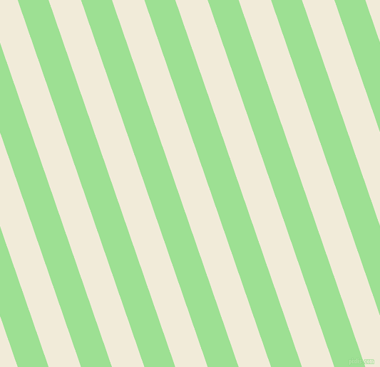 109 degree angle lines stripes, 41 pixel line width, 43 pixel line spacing, Granny Smith Apple and Orchid White stripes and lines seamless tileable
