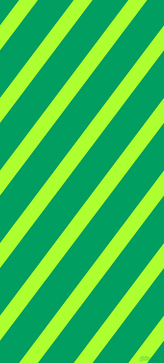 53 degree angle lines stripes, 30 pixel line width, 57 pixel line spacing, Green Yellow and Shamrock Green stripes and lines seamless tileable