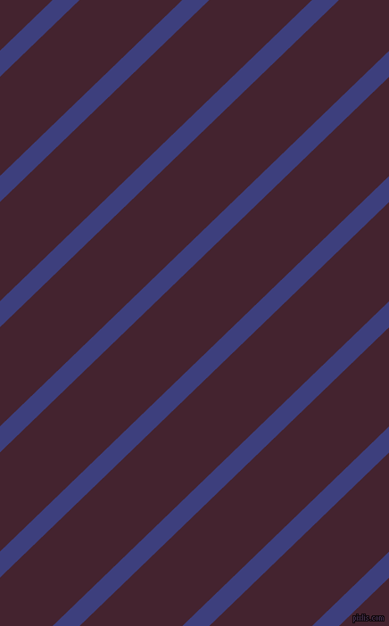 44 degree angle lines stripes, 21 pixel line width, 80 pixel line spacing, Jacksons Purple and Castro stripes and lines seamless tileable
