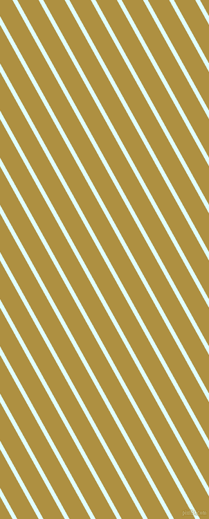 119 degree angle lines stripes, 6 pixel line width, 27 pixel line spacing, Light Cyan and Turmeric stripes and lines seamless tileable