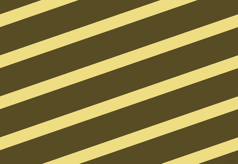 19 degree angle lines stripes, 41 pixel line width, 90 pixel line spacing, Light Goldenrod and Bronze Olive stripes and lines seamless tileable