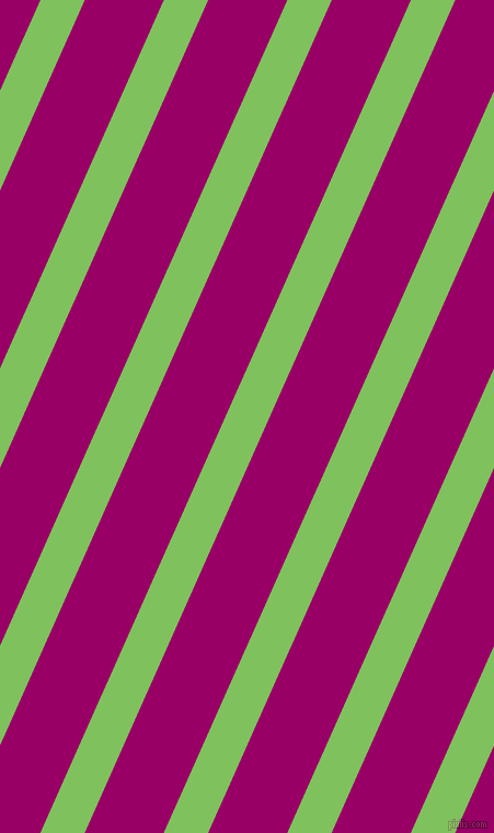 66 degree angle lines stripes, 37 pixel line width, 66 pixel line spacing, Mantis and Eggplant stripes and lines seamless tileable