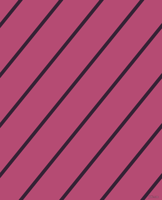 51 degree angle lines stripes, 12 pixel line width, 98 pixel line spacing, Mardi Gras and Royal Heath stripes and lines seamless tileable