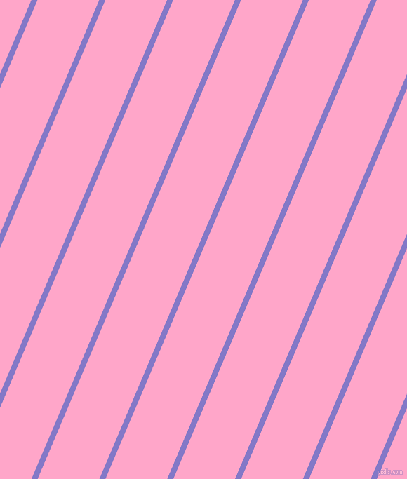 67 degree angle lines stripes, 8 pixel line width, 81 pixel line spacing, Moody Blue and Carnation Pink stripes and lines seamless tileable