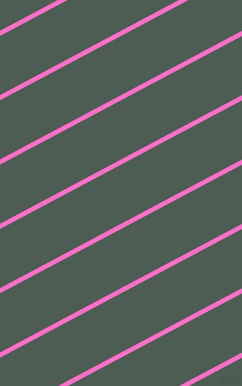 28 degree angle lines stripes, 9 pixel line width, 103 pixel line spacing, Neon Pink and Feldgrau stripes and lines seamless tileable