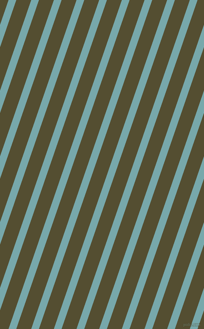 71 degree angle lines stripes, 15 pixel line width, 29 pixel line spacing, Neptune and Thatch Green stripes and lines seamless tileable