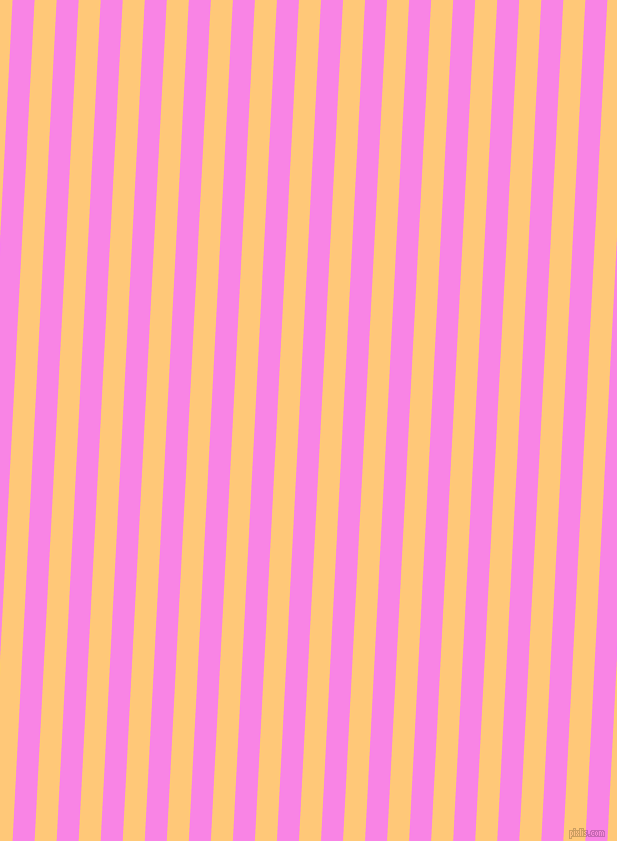 87 degree angle lines stripes, 22 pixel line width, 22 pixel line spacing, Pale Magenta and Chardonnay stripes and lines seamless tileable