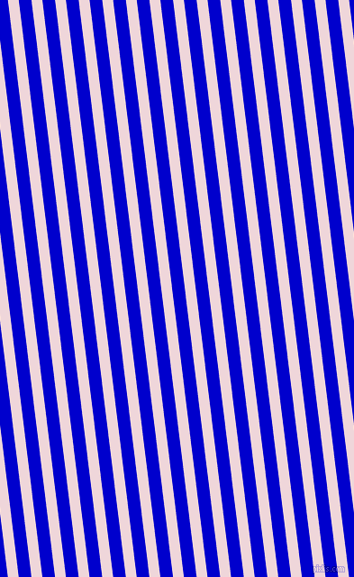 97 degree angle lines stripes, 12 pixel line width, 14 pixel line spacing, Pale Rose and Medium Blue stripes and lines seamless tileable