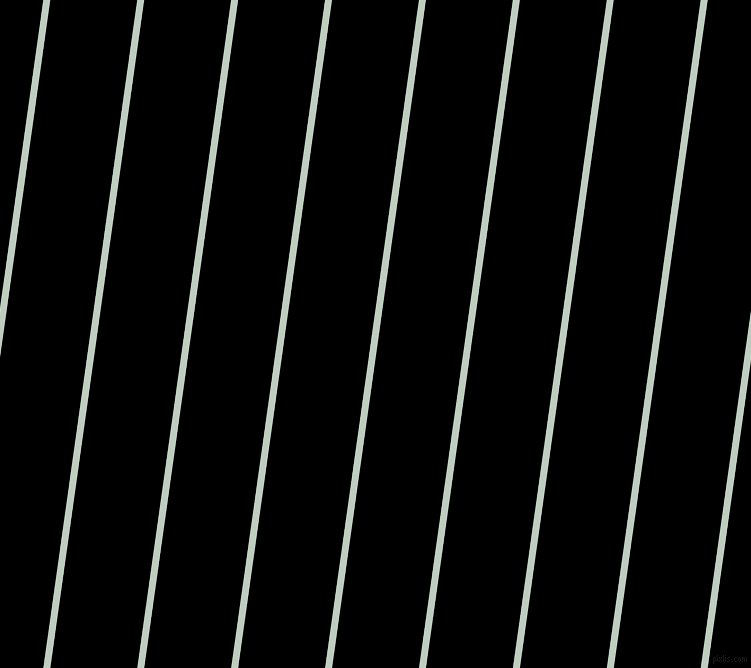 82 degree angle lines stripes, 7 pixel line width, 86 pixel line spacing, Paris White and Black stripes and lines seamless tileable