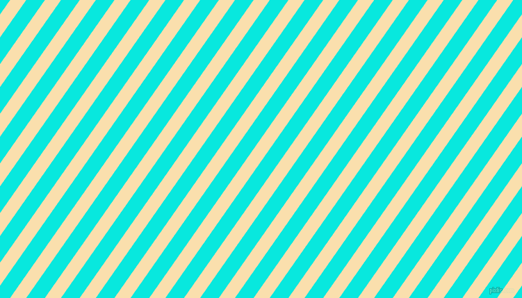 55 degree angle lines stripes, 19 pixel line width, 22 pixel line spacing, Peach-Yellow and Bright Turquoise stripes and lines seamless tileable