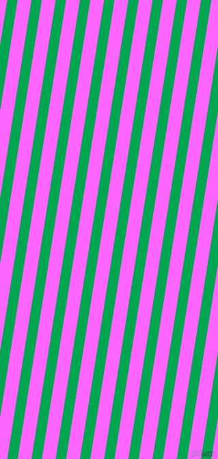 81 degree angle lines stripes, 15 pixel line width, 20 pixel line spacing, Pigment Green and Pink Flamingo stripes and lines seamless tileable