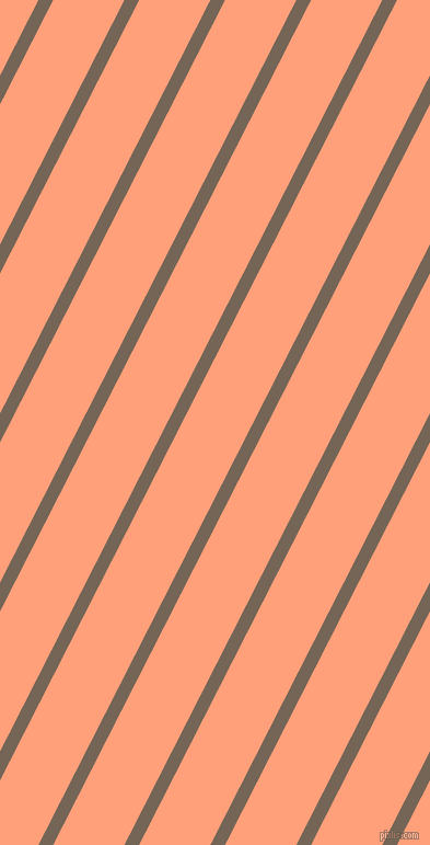 63 degree angle lines stripes, 12 pixel line width, 58 pixel line spacing, Pine Cone and Light Salmon stripes and lines seamless tileable