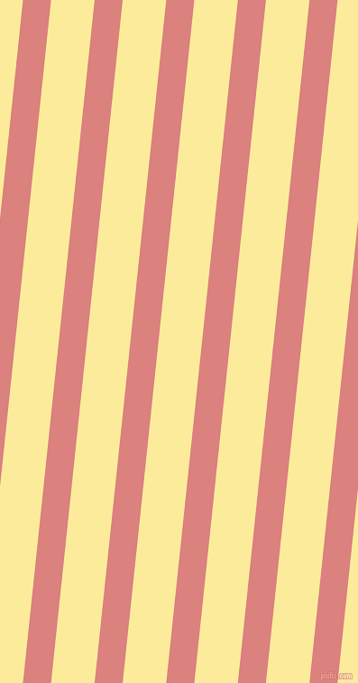 84 degree angle lines stripes, 31 pixel line width, 48 pixel line spacing, Sea Pink and Drover stripes and lines seamless tileable