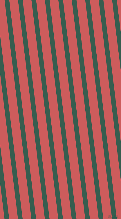 97 degree angle lines stripes, 16 pixel line width, 30 pixel line spacing, Spectra and Indian Red stripes and lines seamless tileable