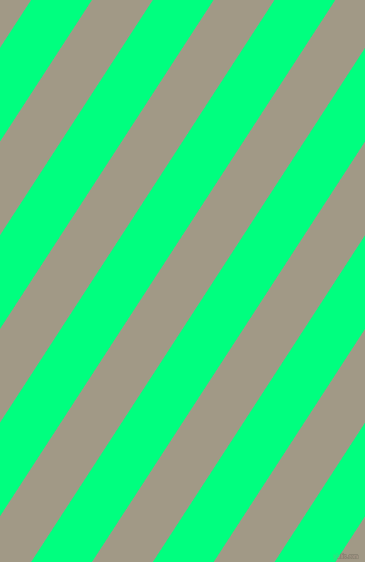 57 degree angle lines stripes, 72 pixel line width, 72 pixel line spacing, Spring Green and Nomad stripes and lines seamless tileable