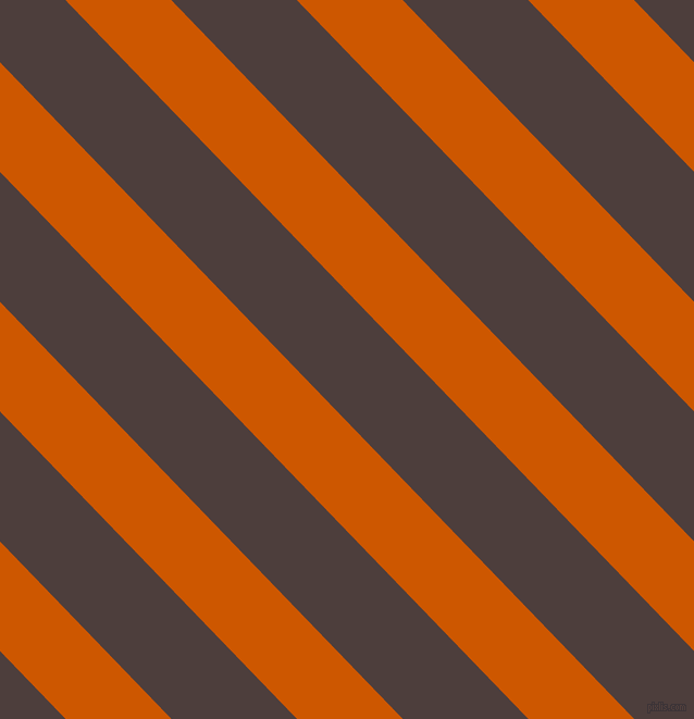 134 degree angle lines stripes, 70 pixel line width, 83 pixel line spacing, Tenne Tawny and Crater Brown stripes and lines seamless tileable