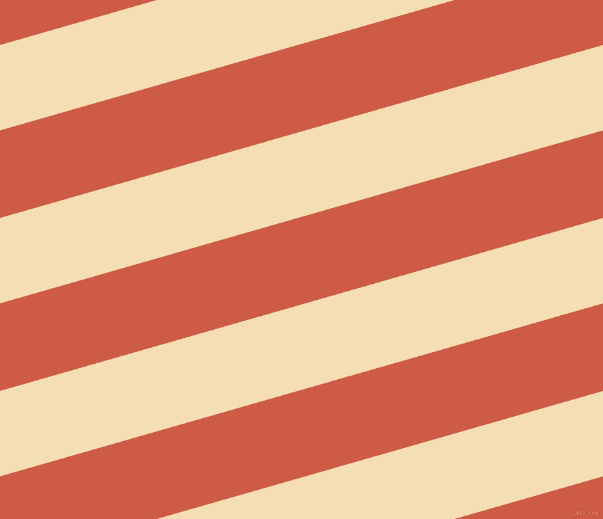 16 degree angle lines stripes, 118 pixel line width, 121 pixel line spacing, Wheat and Dark Coral stripes and lines seamless tileable
