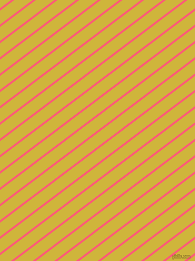 37 degree angle lines stripes, 4 pixel line width, 22 pixel line spacing, Wild Watermelon and Old Gold stripes and lines seamless tileable