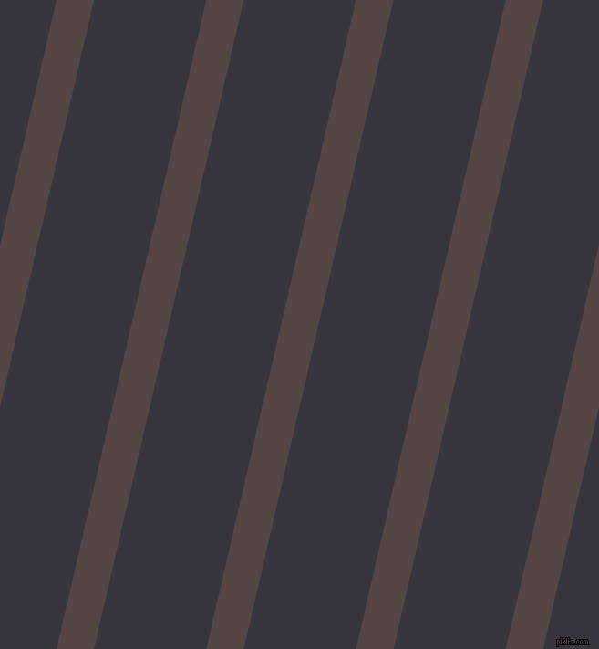 77 degree angle lines stripes, 40 pixel line width, 120 pixel line spacing, Woody Brown and Revolver stripes and lines seamless tileable