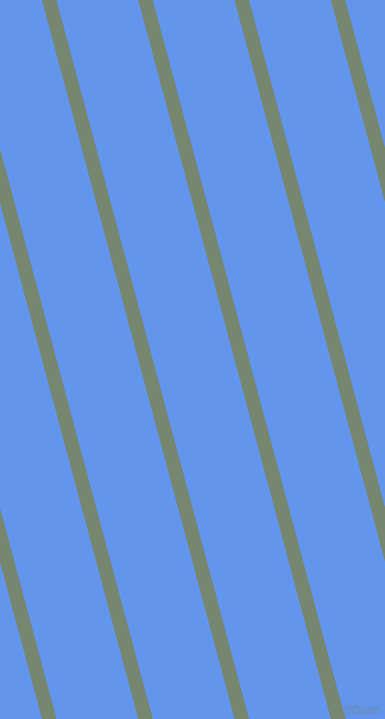 105 degree angle lines stripes, 14 pixel line width, 79 pixel line spacing, Xanadu and Cornflower Blue stripes and lines seamless tileable