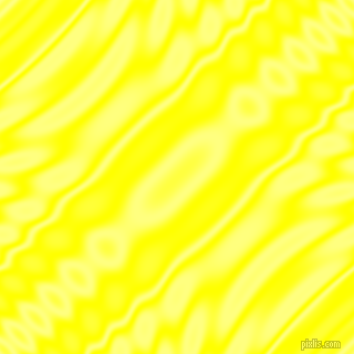 Yellow and Witch Haze wavy plasma ripple seamless tileable