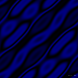 Black and Navy wavy plasma seamless tileable